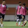 الشباب يعاود تدريباته و7 لاعبين ينضمون الى المنتخب السعودي تحت 19 سنة
