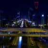 الأولمبياد الخاص السعودي يشارك في الاحتفال بمرور 50 عام على انطلاق حركة الأولمبياد الخاص بإضاءة برجي المملكة والنخلة في الرياض باللون الأحمر