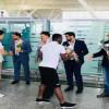 مسؤولو أربيل العراقي يستقبلون وفد الصفاقسي التونسي بالورود