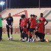 راموس يمنح لاعبي الاتفاق راحة عن التدريبات
