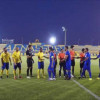 ملخص لقاء النصر و الوشم – مباراة ودية