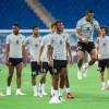 الهلال يختتم تحضيراته لمواجهة الشباب العماني في البطولة العربية