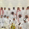 "اعضاء بصمة اتحادي يكرمون النجم ""عبدالله غراب"""