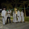 الفنان القدير سمير الناصر يزور مدينة جواثا السياحية بالأحساء