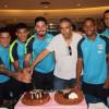 سبعة برازيليين يدعمون صفوف الجيل في دوري الأمير محمد بن سلمان