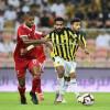 دوري الامير محمد بن سلمان : الاتحاد يحقق نقطته الاولى بالتعادل الايجابي امام الوحدة