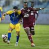 دوري الامير محمد بن سلمان : النصر يواصل انتصاراته ويكسب الفيصلي بهدفين لهدف