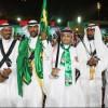 وسط حضور كبير وفعاليات مميزة  الشبابيون يحتفلون باليوم الوطني