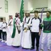 """""""المبارزة"""" تحتفل في اليوم الوطني ببطولة """"شموخ وطن"""""""