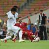البطولة العربية للأندية : الاهلي يكرر فوزه إياباً بثلاثية ويتأهل على حساب المحرق البحريني