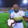 النسر أحمد موسى يحلق في الدوري السعودي