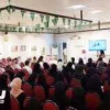 الحضور يتجاوز الـ ١٠٠ في أمسية مفاتيح النجاح الوظيفي بالدمام