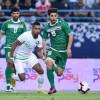 صور من لقاء السعودية و العراق – بطولة سوبر كلاسيكو الودية