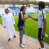 الاتحاد الإماراتي يشكر آل الشيخ بسبب عموري
