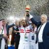 تركي آل الشيخ: مبروك للزمالك كأس الرئيس السيسي