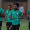 حسين عبد الغني: اللعب للأخضر شرف لأي لاعب
