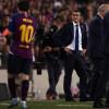 جماهير برشلونة تختار بديل ميسي في الكلاسيكو