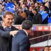 مدرب برشلونة يطلب عدم إقالة لوبيتيغي
