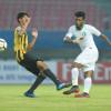 الاخضر تحت 19 عامًا يستهل مشواره في كأس آسيا بالفوز على ماليزيا بهدفين مقابل هدف