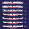 صدور جدول دور الـ 16 من بطولة كأس زايد للأندية العربية