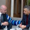 عزت يلتقي رئيس الاتحاد الدولي في كوالالمبور