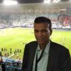 الزميل بن عبدات .. سفير الصحافة الرياضية في المحافل الدولية