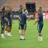 تغطية تدريبات المنتخب البرازيلي والمؤتمر الصحفي – عدسة خالد السفياني