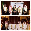 الأمير سعود بن نايف يكرم نجوم الألعاب الرياضية في حقبة الثمانينات  ضمن الدورة الثالثة من جائزة عطاء ووفاء.