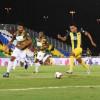 دوري الامير محمد بن سلمان : تعادل دراماتيكي بين أحد والحزم بثلاثة اهداف لمثلها