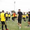 الاتحاد يستنفر تحضيراته للديربي والادارة تجتمع بالمدرب