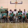 المنتخب السعودي لسلة الكراسي المتحركة يبدأ استعداداته لخليجية الكويت
