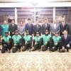 قنصلية المملكة في جوانزو تحتفي ببعثة منتخب قوى الأمن الداخلي للرماية