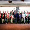 الدهش ينهي برنامج دبلوم صناعة القادة التنفيذيين بجامعة البرتغال لكرة القدم