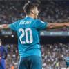 أسينسيو: انتظر المكانة التي استحقها في ريال مدريد