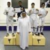 تتويج أبطال الجولة السعودية الثانية للمبارزة