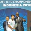 العمار يحصد جائزة أفضل لاعب واعد في آسيا