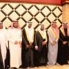 """أسرة المبارك تحتفل بزفاف ابنها """"صالح"""""""