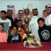 «مزهبة» يخطف كأس دعم الأمير سلطان بن محمد بن سعود الكبير