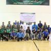ناديا جدة والرياض بتوجان بلقبي دوري كرة الطاولة للإعاقة الحركية