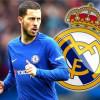 غمزة جديدة من هازارد إلى ريال مدريد