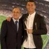 رونالدو يطلب الحديث مع رئيس ريال مدريد