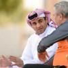 رئيس الشباب يًحفز لاعبيه للفوز أمام الأهلي