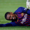 الحظ السىء يواصل معاندة نجم برشلونة