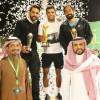 السعد توج بالكأس البرونزي من يد الصباح ،، المصري مأمون بطل أساتذة العرب للتنس 2018