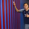 لاعب برشلونة الجديد: الحلم تحقق