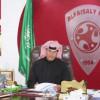 """رئيس النادي الفيصلي يدشن حملة """" كسوة الشتاء """""""