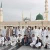 يشاهدون تحقيق رؤية المملكة – ( 2030 ) – في المدينة المنورة والتوسعة العملاقة للمسجد النبوي الشريف
