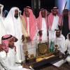 حفل تكريم العمدة/ عبدالله بن احمد بن عبيدالله العلوي