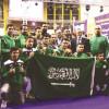 أخضر الأثقال يواصل حصد الذهب في العربية