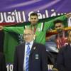 الرباع آل سليم يفتتح مشوار الذهب في البطولة العربية والتضامن بمصر